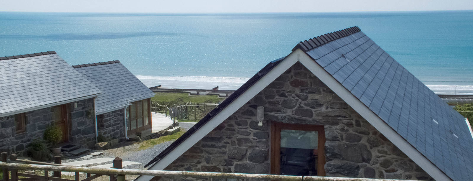 BEAUTIFUL WALES LUXURY HOLIDAY COTTAGES Barn Conversions Overlooking The  Sea On An Equestrian Property In Llanaber, Barmouth, North Wales